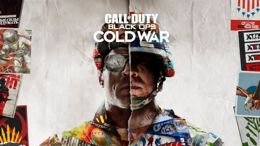 Call of Duty: Black Ops Cold War - cover