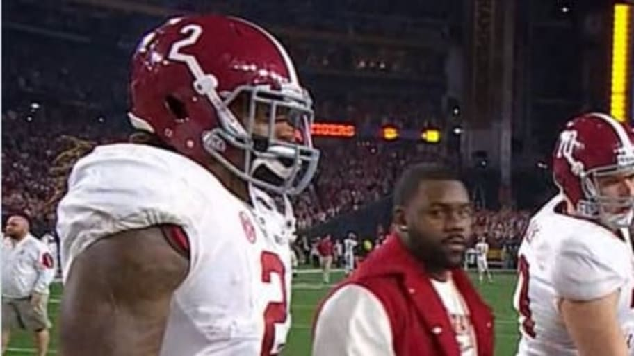 Mark Ingram Hilariously Addressed the Infamous Derrick ...