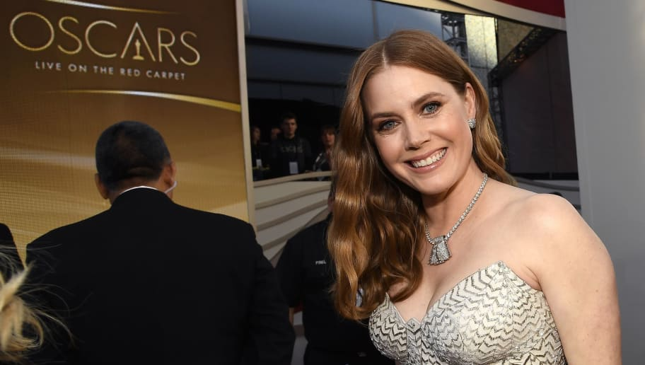 HOLLYWOOD, CALIFORNIA - FEBRUARY 24: Amy Adams attends the 91st Annual Academy Awards at Hollywood and Highland on February 24, 2019 in Hollywood, California. (Photo by Kevork Djansezian/Getty Images)