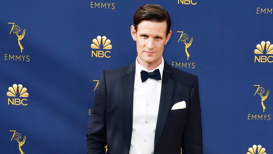 LOS ANGELES, CA - SEPTEMBER 17:  Matt Smith attends the 70th Emmy Awards at Microsoft Theater on September 17, 2018 in Los Angeles, California.  (Photo by Frazer Harrison/Getty Images)