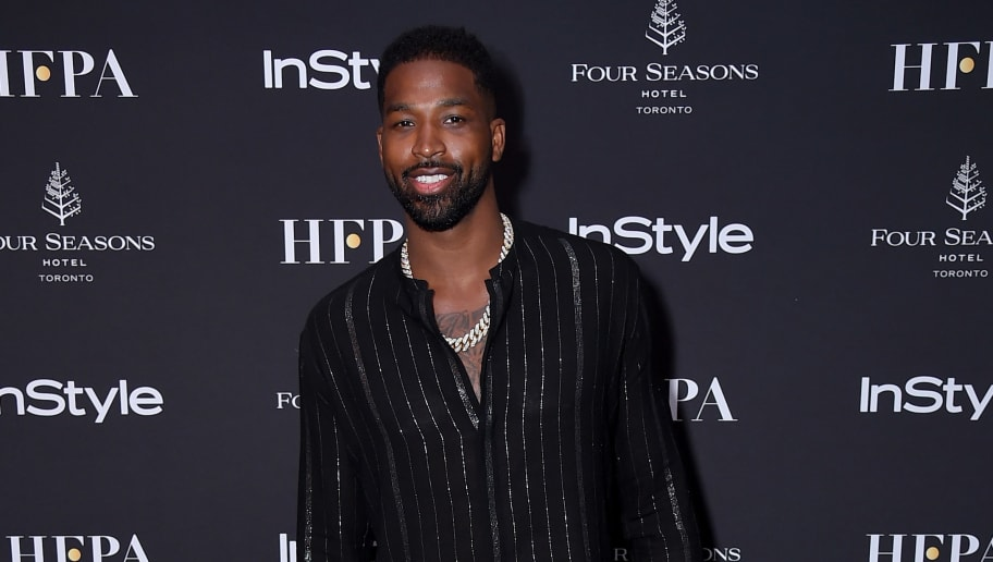 TORONTO, ON - SEPTEMBER 08:  Tristan Thompson attends The Hollywood Foreign Press Association and InStyle Party during 2018 Toronto International Film Festival at Four Seasons Hotel on September 8, 2018 in Toronto, Canada.  (Photo by Michael Loccisano/Getty Images,)