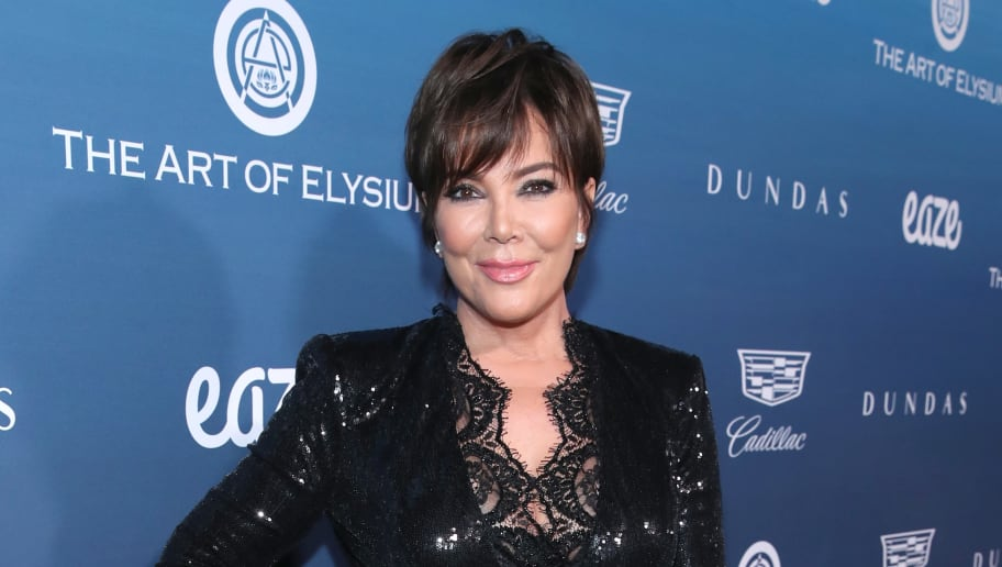LOS ANGELES, CA - JANUARY 05:  Kris Jenner attends Michael Muller's HEAVEN, presented by The Art of Elysium, on January 5, 2019 in Los Angeles, California.  (Photo by Randy Shropshire/Getty Images for The Art of Elysium)
