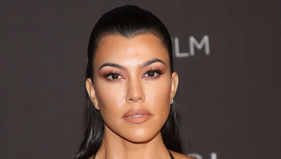 LOS ANGELES, CALIFORNIA - NOVEMBER 03: Kourtney Kardashian attends the 2018 LACMA Art + Film Gala at LACMA on November 03, 2018 in Los Angeles, California. (Photo by Jesse Grant/Getty Images)