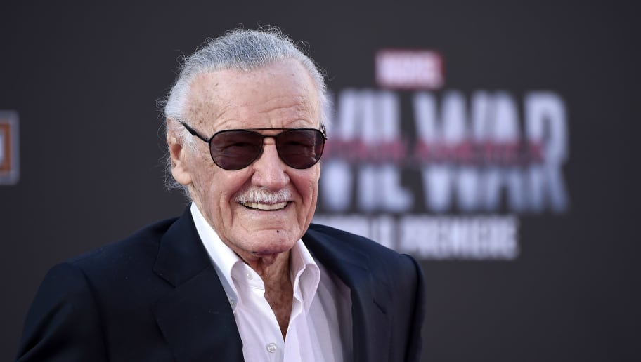 LOS ANGELES, CALIFORNIA - APRIL 12:  Stan Lee attends the premiere of Marvel's 'Captain America: Civil War' at Dolby Theatre on April 12, 2016 in Los Angeles, California.  (Photo by Frazer Harrison/Getty Images)