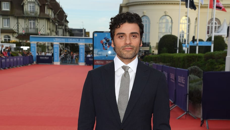 DEAUVILLE, FRANCE - SEPTEMBER 08:  Oscar Isaac attends 'Operation Finale' film Premiere on September 8, 2018 in Deauville, France.  (Photo by Pascal Le Segretain/Getty Images)