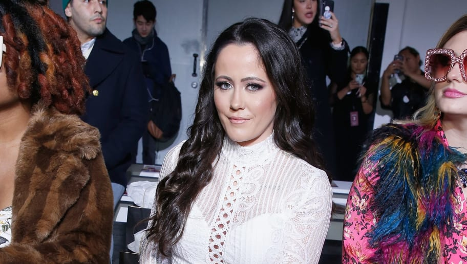 NEW YORK, NY - FEBRUARY 07:  Jenelle Evans  attends the Indonesian Diversity FW19 Collections: 2Madison Avenue, Alleira Batik, Dian Pelangi and Itang Yunas front row during New York Fashion Week: The Shows at Industria Studios on February 7, 2019 in New York City.  (Photo by John Lamparski/Getty Images for Indonesian Diversity)