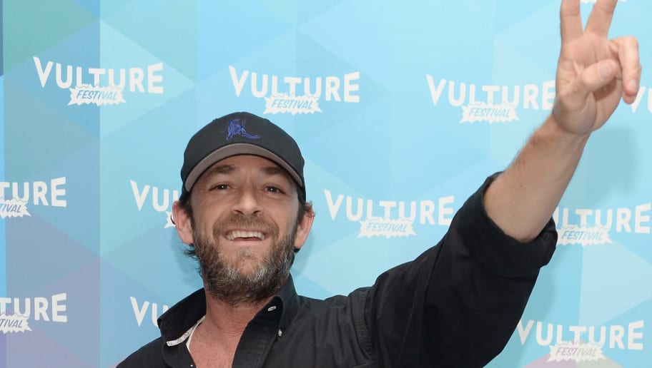 NEW YORK, NY - MAY 20:  Luke Perry of Riverdale series attends the Vulture Festival at The Standard High Line on May 20, 2017 in New York City.  (Photo by Andrew Toth/Getty Images for Vulture Festival)