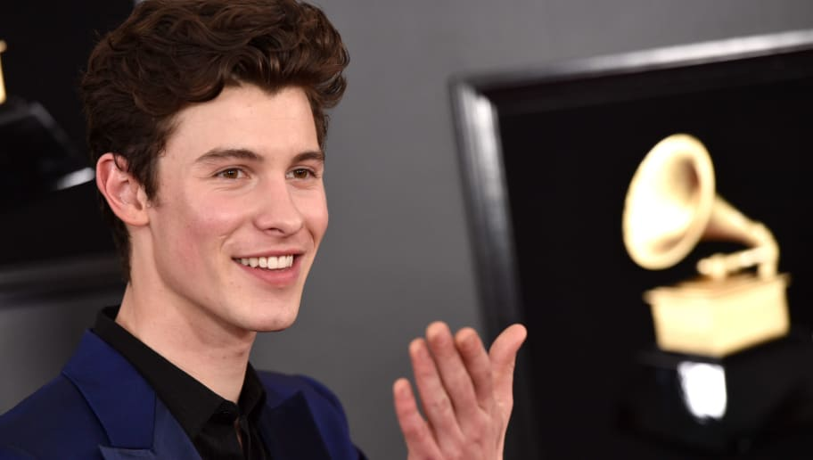 LOS ANGELES, CA - FEBRUARY 10:  Shawn Mendes attends the 61st Annual GRAMMY Awards at Staples Center on February 10, 2019 in Los Angeles, California.  (Photo by John Shearer/Getty Images for The Recording Academy)
