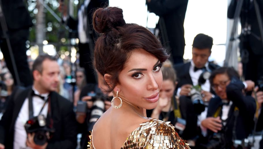 CANNES, FRANCE - MAY 17:  Farrah Abraham attends the screening of 'Capharnaum' during the 71st annual Cannes Film Festival at Palais des Festivals on May 17, 2018 in Cannes, France.  (Photo by Nicholas Hunt/Getty Images)