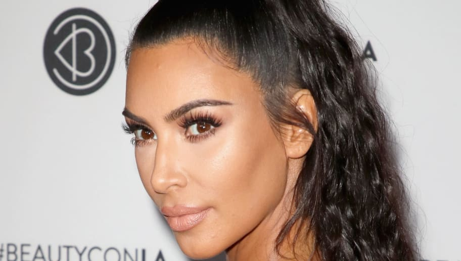 LOS ANGELES, CA - JULY 15:  Kim Kardashian West attends the Beautycon Festival LA 2018 at the Los Angeles Convention Center on July 15, 2018 in Los Angeles, California.  (Photo by David Livingston/Getty Images)
