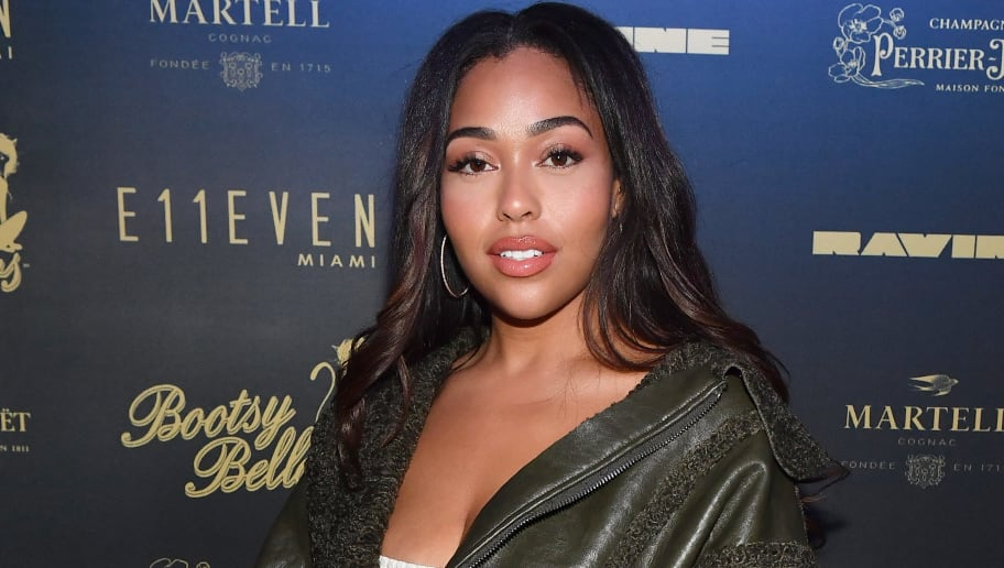 ATLANTA, GEORGIA - FEBRUARY 03:  Jordyn woods attends French Montana Performs at Bootsy Bellows x E11EVEN Miami 2019 BIG GAME WEEKEND EXPERIENCE at RavineATL on February 02, 2019 in Atlanta, Georgia. (Photo by Paras Griffin/Getty Images for E11EVEN Miami and Bootsy Bellows )