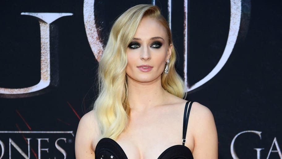 NEW YORK, NEW YORK - APRIL 03: Sophie Turner attends the 'Game Of Thrones' Season 8 Premiere on April 03, 2019 in New York City. (Photo by Dimitrios Kambouris/Getty Images)