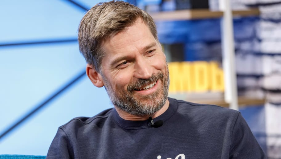 STUDIO CITY, CALIFORNIA - APRIL 08:  Actor Nikolaj Coster-Waldau visits 'The IMDb Show' on April 8, 2019 in Studio City, California. This episode of 'The IMDb Show' airs on April 18, 2019.  (Photo by Rich Polk/Getty Images for IMDb)