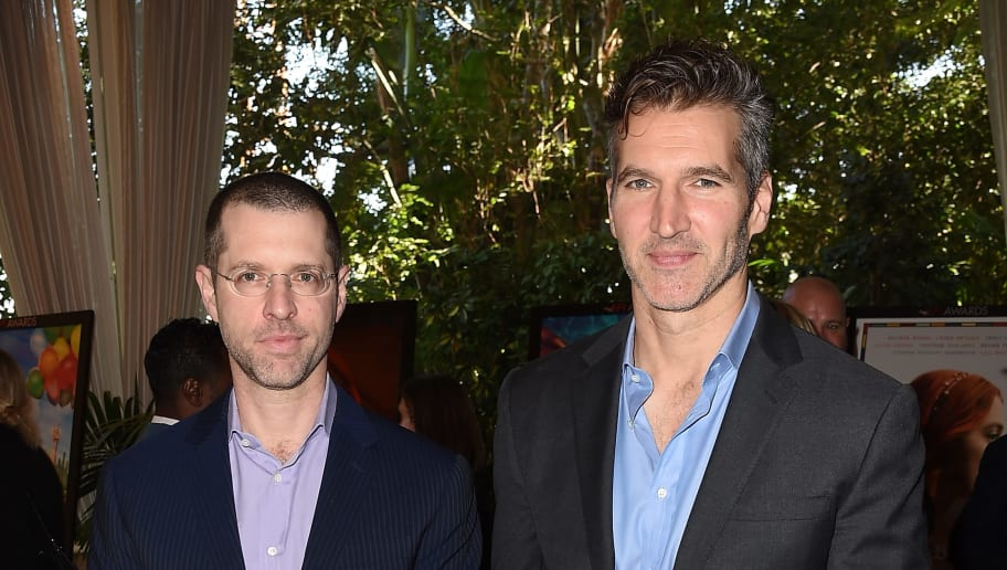 LOS ANGELES, CA - JANUARY 05:  D. B. Weiss and David Benioff attend the 18th Annual AFI Awards at Four Seasons Hotel Los Angeles at Beverly Hills on January 5, 2018 in Los Angeles, California.  (Photo by Kevin Winter/Getty Images for AFI)