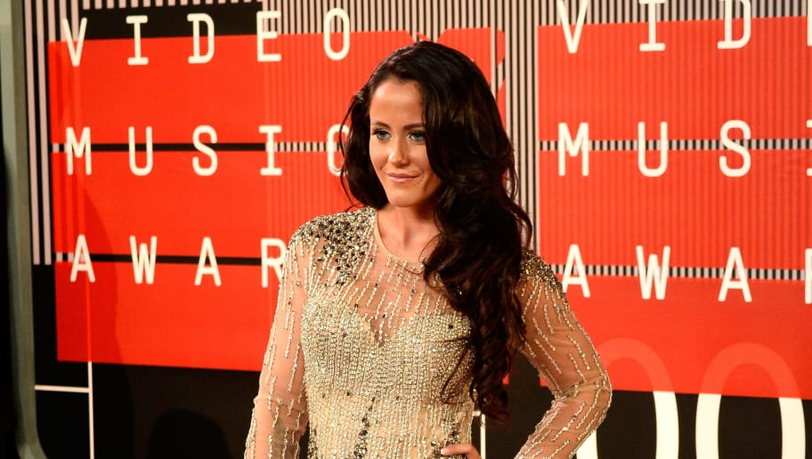 LOS ANGELES, CA - AUGUST 30:  Jenelle Evans attends the 2015 MTV Video Music Awards at Microsoft Theater on August 30, 2015 in Los Angeles, California.  (Photo by Frazer Harrison/Getty Images)
