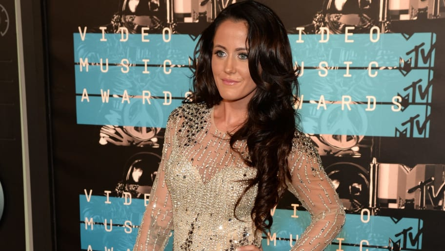 LOS ANGELES, CA - AUGUST 30:  TV personality Jenelle Evans attends the 2015 MTV Video Music Awards at Microsoft Theater on August 30, 2015 in Los Angeles, California.  (Photo by Larry Busacca/Getty Images)