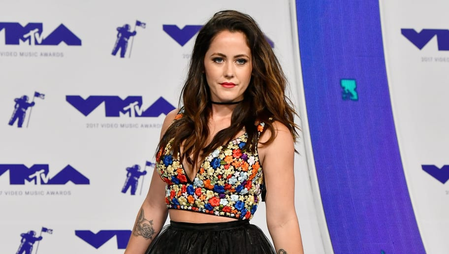 INGLEWOOD, CA - AUGUST 27:  Jenelle Evans attends the 2017 MTV Video Music Awards at The Forum on August 27, 2017 in Inglewood, California.  (Photo by Frazer Harrison/Getty Images)