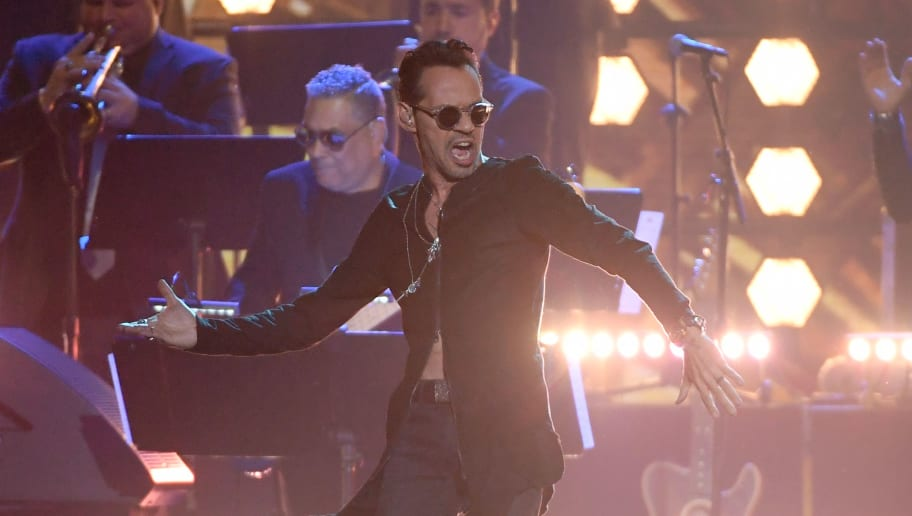 LAS VEGAS, NEVADA - APRIL 25:  Marc Anthony performs during the 2019 Billboard Latin Music Awards at the Mandalay Bay Events Center on April 25, 2019 in Las Vegas, Nevada.  (Photo by Ethan Miller/Getty Images)