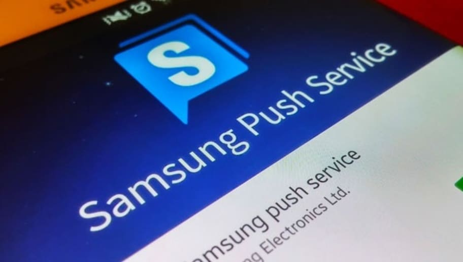 samsung push services para que sirve