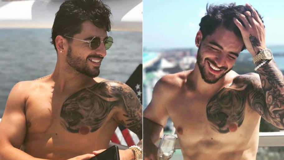 Conoce El Significado De Los Tatuajes De Maluma Y Te Darás Cuenta