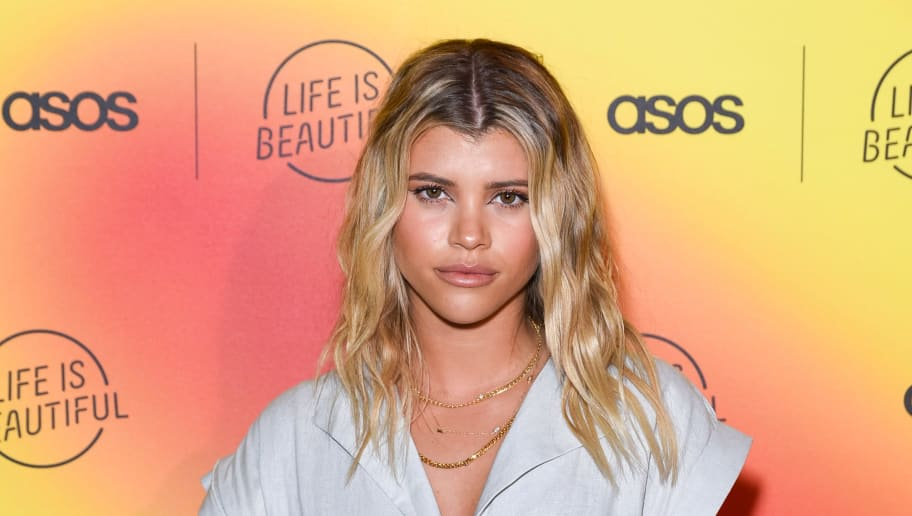 Sofia Richie Goes Topless for Sexy Instagram Pic on Kylie Jenner's Girls' Trip