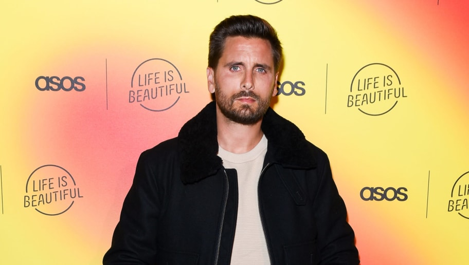 LOS ANGELES, CALIFORNIA - APRIL 25: Scott Disick attends ASOS celebrates partnership with Life Is Beautiful at No Name on April 25, 2019 in Los Angeles, California. (Photo by Presley Ann/Getty Images)