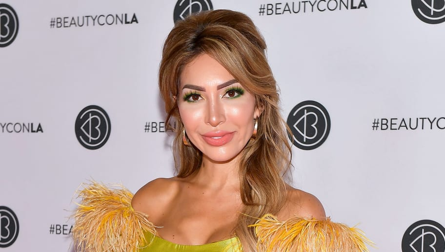 LOS ANGELES, CALIFORNIA - AUGUST 10: Farrah Abraham attends Beautycon Los Angeles 2019 Pink Carpet at Los Angeles Convention Center on August 10, 2019 in Los Angeles, California. (Photo by Matt Winkelmeyer/Getty Images)