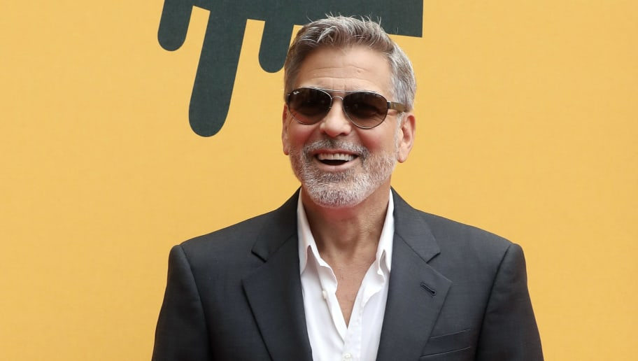 ROME, ITALY - MAY 13: George Clooney attends 'Catch-22' Photocall, a Sky production, at The Space Moderno Cinema on May 13, 2019 in Rome, Italy. (Photo by Elisabetta Villa/Getty Images)