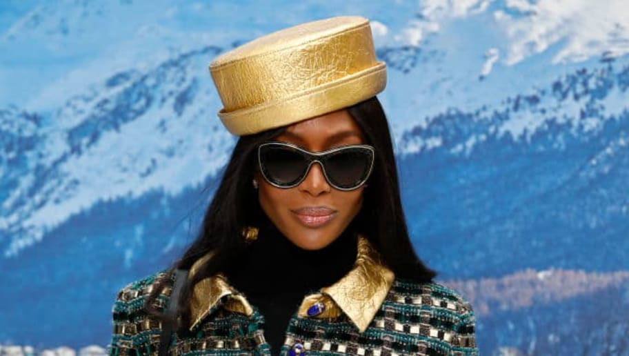 PARIS, FRANCE - MARCH 05: Naomi Campbell attends the Chanel show as part of the Paris Fashion Week Womenswear Fall/Winter 2019/2020 on March 05, 2019 in Paris, France. (Photo by Julien M. Hekimian/Getty Images for Chanel)