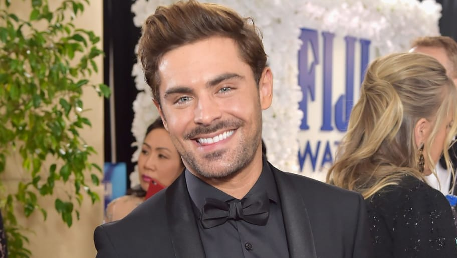 Zac Efron Has Platinum Blonde Hair Now And Twitter Is Freaking Out