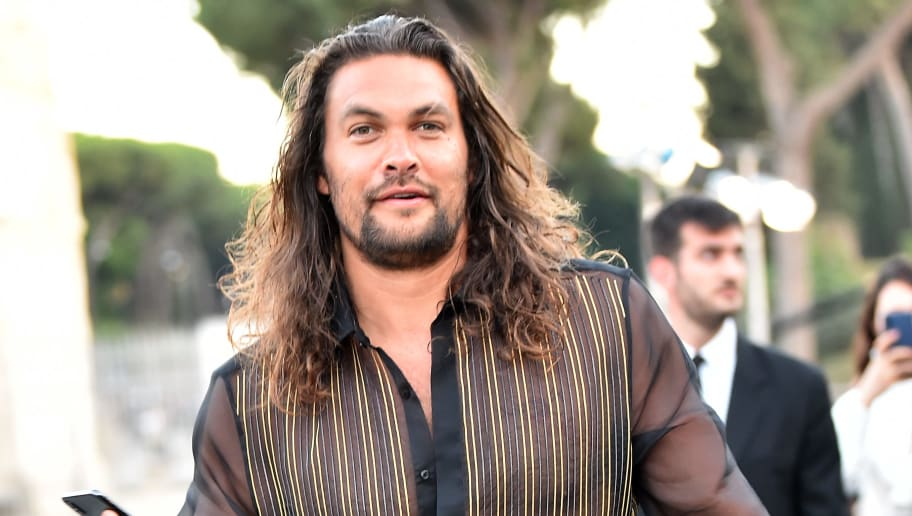 ROME, ITALY - JULY 04: Jason Momoa attends the Cocktail at Fendi Couture Fall Winter 2019/2020 on July 04, 2019 in Rome, Italy. (Photo by Jacopo Raule/Getty Images for Fendi)