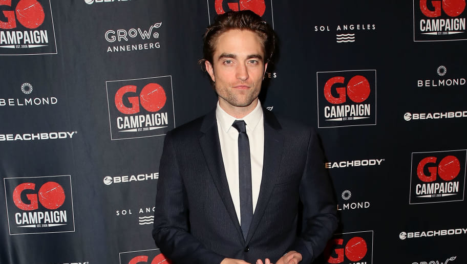 LOS ANGELES, CA - OCTOBER 20:  Robert Pattinson attends the GO Campaign Gala 2018 at City Market Social House on October 20, 2018 in Los Angeles, California.  (Photo by David Livingston/Getty Images)