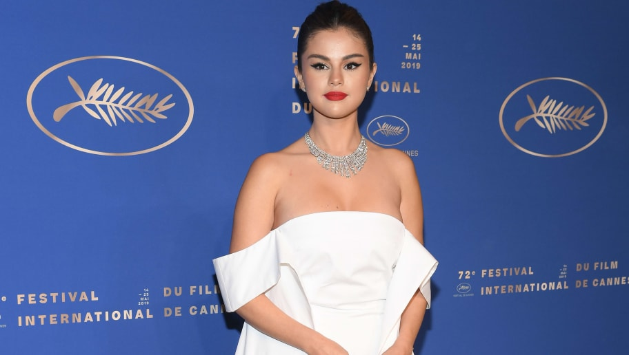 CANNES, FRANCE - MAY 14: Selena Gomez arriving at the Gala Dinner during the 72nd annual Cannes Film Festival on May 14, 2019 in Cannes, France. (Photo by Pascal Le Segretain/Getty Images)