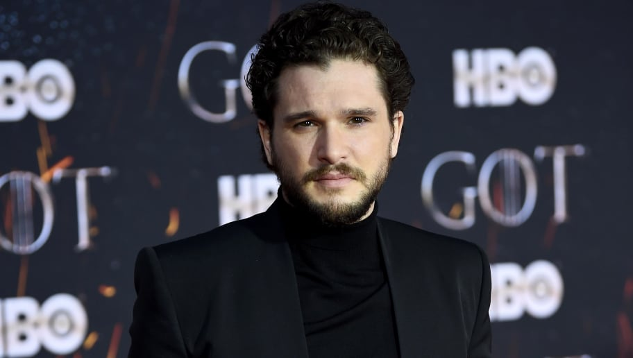 "NEW YORK, NEW YORK - APRIL 03: Kit Harington attends ""Game Of Thrones"" Season 8 Premiere on April 03, 2019 in New York City. (Photo by Dimitrios Kambouris/Getty Images)"