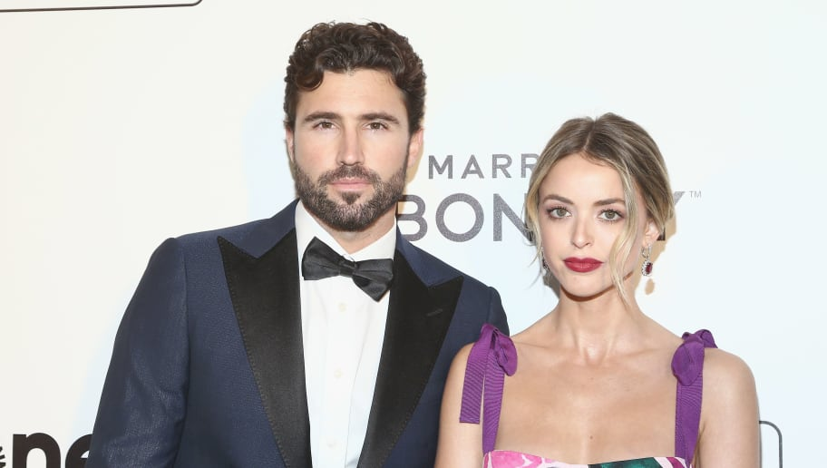 LOS ANGELES, CA - FEBRUARY 24:  Brody Jenner and Kaitlynn Carter  attend IMDb LIVE At The Elton John AIDS Foundation Academy Awards® Viewing Party on February 24, 2019 in Los Angeles, California.  (Photo by Tommaso Boddi/Getty Images for IMDb )