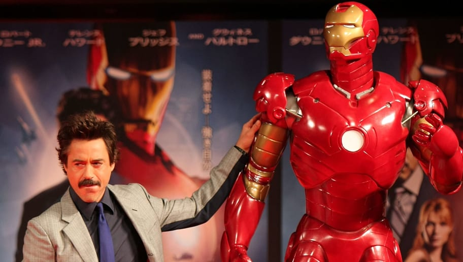 TOKYO - SEPTEMBER 03:  Actor Robert Downey Jr. attends the 'Iron Man' Press Conference at Shinagawa Prince Hotel on September 3, 2008 in Tokyo, Japan. The film will open on September 27 in Japan.  (Photo by Koichi Kamoshida/Getty Images)
