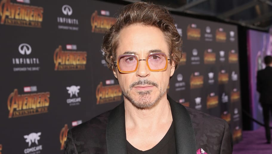 HOLLYWOOD, CA - APRIL 23:  Actor Robert Downey Jr. attends the Los Angeles Global Premiere for Marvel Studios' Avengers: Infinity War on April 23, 2018 in Hollywood, California.  (Photo by Jesse Grant/Getty Images for Disney)