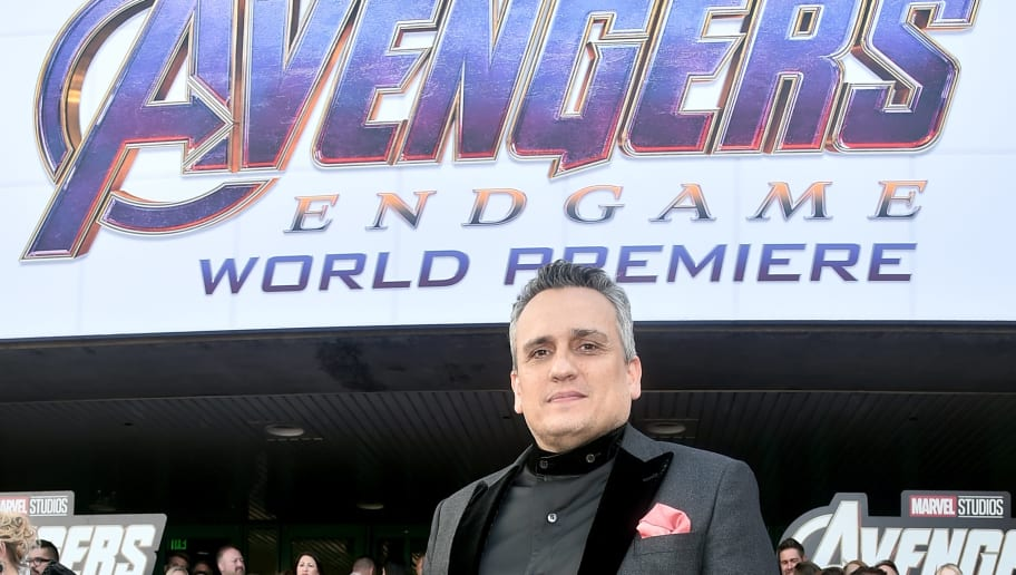 "LOS ANGELES, CA - APRIL 22:  Director Joe Russo attends the Los Angeles World Premiere of Marvel Studios' ""Avengers: Endgame"" at the Los Angeles Convention Center on April 23, 2019 in Los Angeles, California.  (Photo by Alberto E. Rodriguez/Getty Images for Disney)"