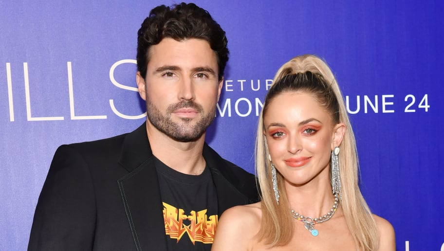 "LOS ANGELES, CALIFORNIA - JUNE 19: Brody Jenner and Kaitlynn Carter Jenner attend the premiere of MTV's ""The Hills: New Beginnings"" at Liaison on June 19, 2019 in Los Angeles, California. (Photo by Amy Sussman/Getty Images)"