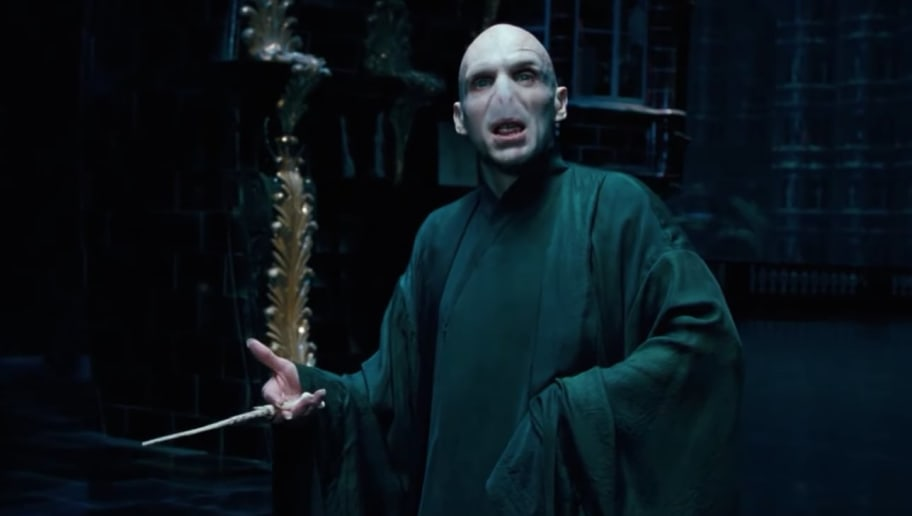 Ralph Fiennes Shares Behind-the-Scenes Secret About Voldemort's Wand
