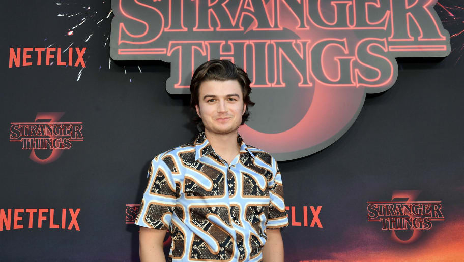The Internet is Not Happy Over 'Stranger Things' Star Joe Keery's New Dramatic Haircut