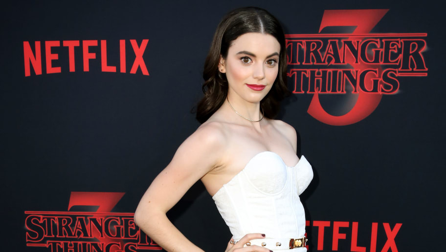 "SANTA MONICA, CALIFORNIA - JUNE 28: Francesca Reale attends the ""Stranger Things"" Season 3 World Premiere on June 28, 2019 in Santa Monica, California. (Photo by Rachel Murray/Getty Images for Netflix)"