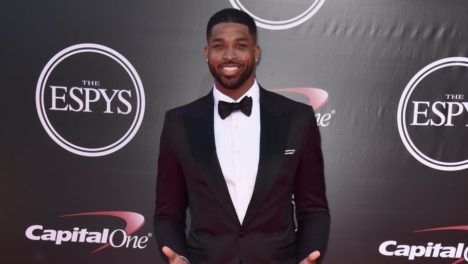 LOS ANGELES, CA - JULY 13:  Basketball player Tristan Thompson attends the 2016 ESPYS at Microsoft Theater on July 13, 2016 in Los Angeles, California.  (Photo by Alberto E. Rodriguez/Getty Images)