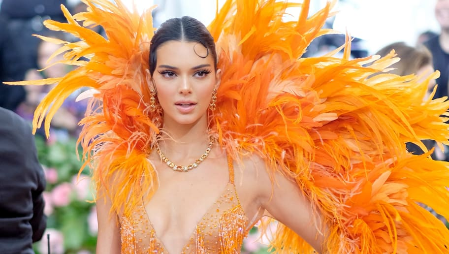 NEW YORK, NEW YORK - MAY 06: Kendall Jenner attends The 2019 Met Gala Celebrating Camp: Notes on Fashion at Metropolitan Museum of Art on May 06, 2019 in New York City. (Photo by Dimitrios Kambouris/Getty Images for The Met Museum/Vogue)