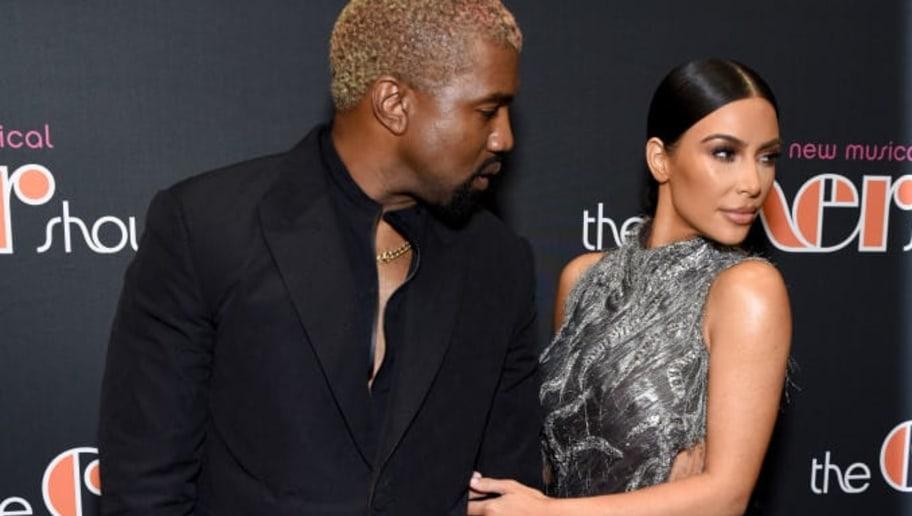 Kim Kardashian Explains Her and Kanye West's Super Confusing Sinks