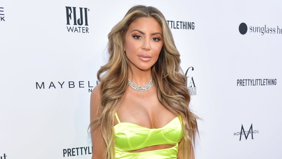 LOS ANGELES, CA - MARCH 17:  Larsa Pippen attends The Daily Front Row Fashion LA Awards 2019 on March 17, 2019 in Los Angeles, California.  (Photo by Neilson Barnard/Getty Images for Daily Front Row)