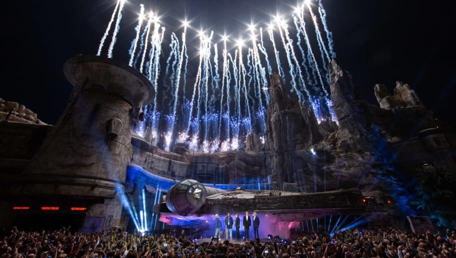 The Launch of Star Wars: Galaxy's Edge at Disneyland