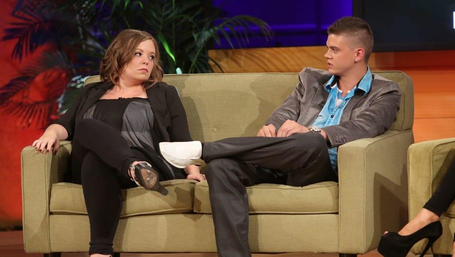 The Unfair Reason 'Teen Mom' Fans Are Criticizing Tyler Baltierra's Sweet Tribute to Catelynn