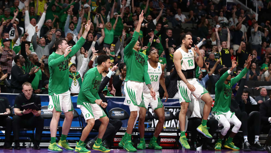 newest f49c2 8ed65 Oregon vs Virginia College Basketball Betting Lines, Spread, Odds and Prop  Bets for NCAA Tournament