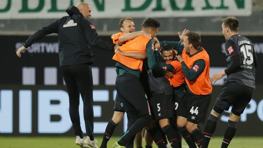 1. FC Heidenheim v Werder Bremen - Bundesliga Playoff Leg Two